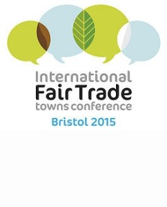 International Fairtrade Towns Conference 2015 logo