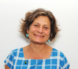 Harriet Lamb, Fairtrade CEO