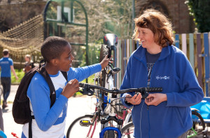 Lifecycle Bikeability and Family fun day