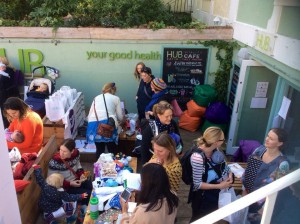 The Bristol Health Hub bubbled with events throughout Healthy City Week