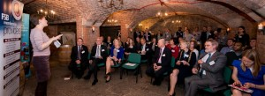 FSB and Go Green launching the Best Green Small Business Competition. Credit Jon Craig