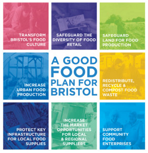 A Good Food Plan for Bristol - available at www.bristolfoodpolicycouncil.org