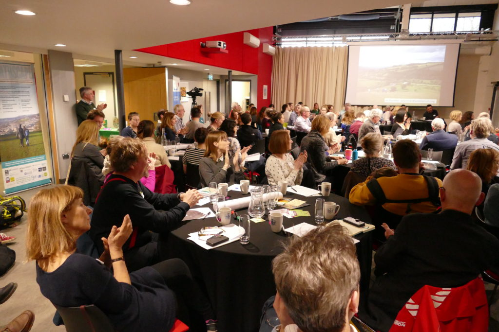 Bristol's organisations were updated on the state of nature and environmental projects in the area