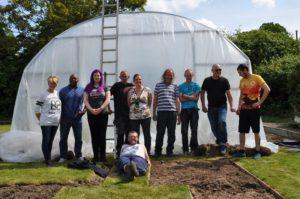 Redcatch Community Garden image