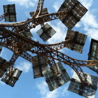 The technology behind Bristol's Solar Tree
