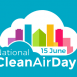Get involved in National Clean Air Day!
