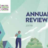 Bristol Green Capital Partnership – a city-wide movement for change