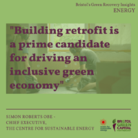 Green Recovery Insights: Retrofitting holds the key to a genuinely green recovery