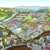 re envisioning 2030s Bristol